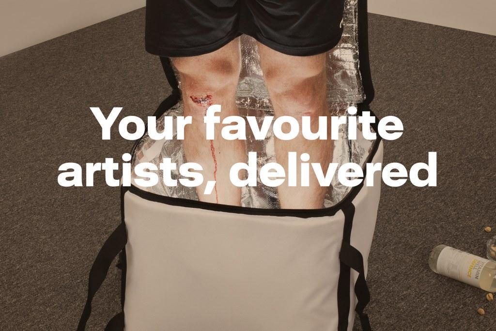 Sebastian Schmieg, Gallery.Delivery