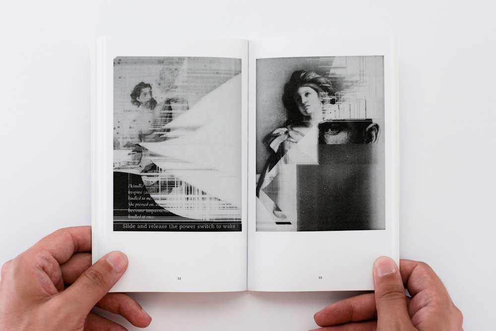 Sebastian Schmieg - 56 Broken Kindle Screens